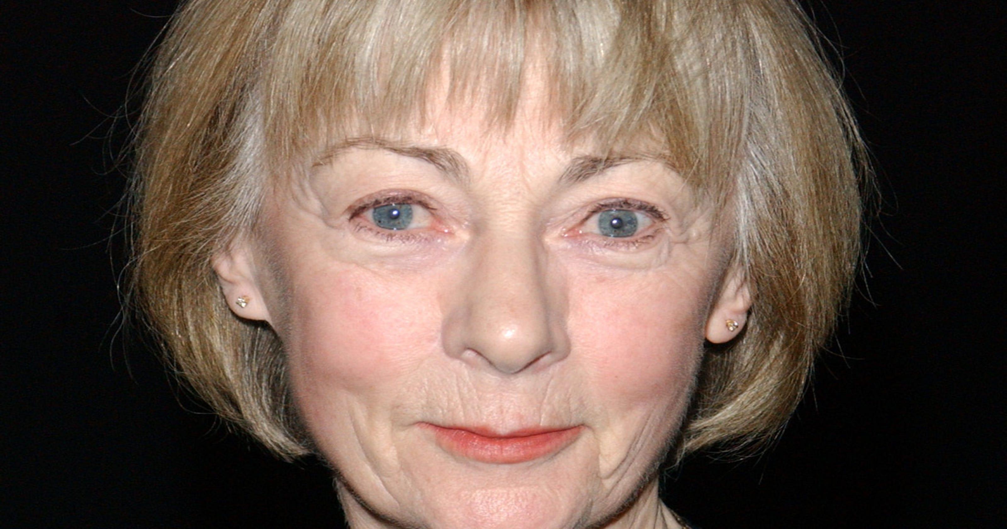 7776cefb739b88 British actress Geraldine McEwan dies at 82