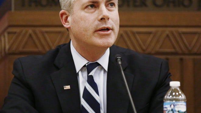 Ohio Treasurer Robert Sprague