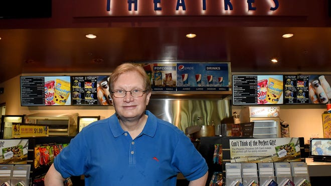 Cory Jacobson, owner of the Phoenix Theatres, says the company is still discussing how it will reopen its Monroe cinemas after Gov. Gretchen Whitmer ordered such businesses can reopen next month.