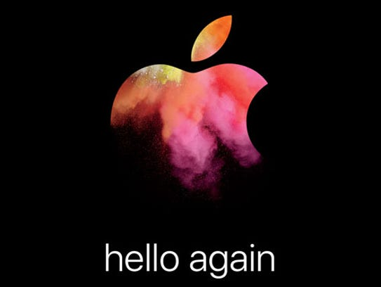Apple is expected to announce a new Mac on Oct. 27.