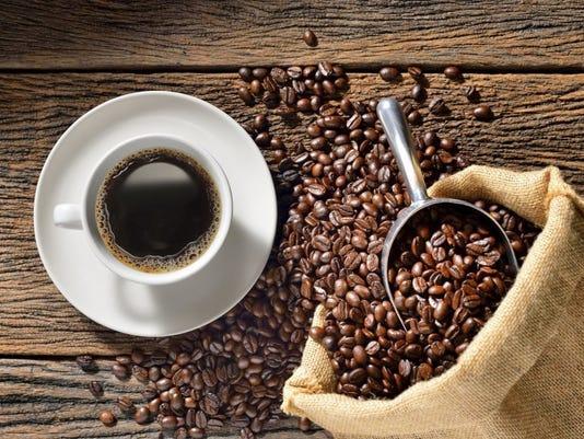 iStock coffee on table