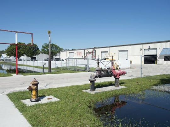 The Viesel property in Stuart was put up for sale after a 2015 fire reduced operations at the biodiesel fuel facility near Stuart. After the fire, Viesel Fuel moved its operation to Lee County. (LEAH VOSS/TREASURE COAST NEWSPAPERS)