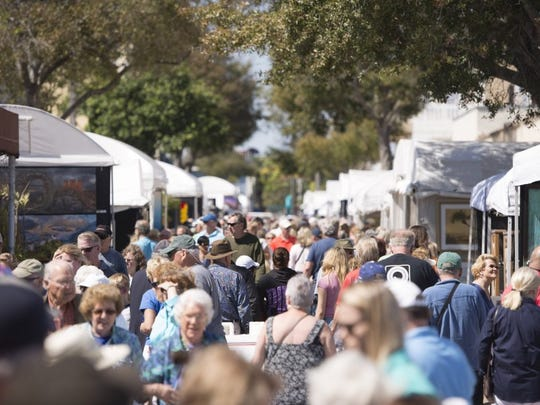 The 30th annual Downtown Stuart Art Festival is 10 a.m. to 5 p.m. Saturday and Sunday at 26 S.W. Osceola St., Stuart.