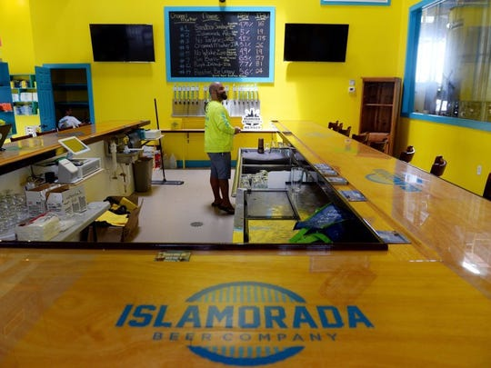 The Islamorada Olympics is noon to 4 p.m. Saturday at the Islamorada Beer Company, north of Fort Pierce.