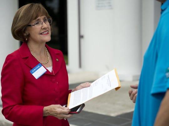 Florida Rep. Gayle Harrell, R-Stuart