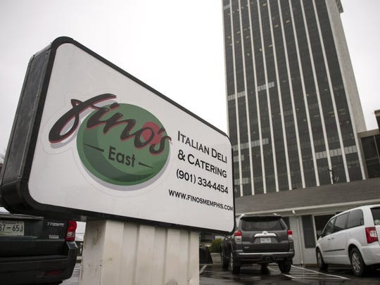 Fino's is closing both its East Memphis location, shown here, and its location in Midtown.