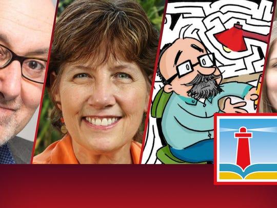 Sheboygan Children's Book Fest to Feature Dean Robbins,
