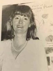 Patricia Aufiero as a kindergarten teacher in 1995.