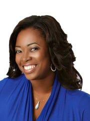 Tiffany Hamilton, broker/Realtor at Ekkand Hamilton