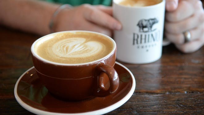 Rhino Coffee.
