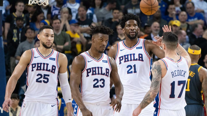 2019 NBA Playoffs: First Round Matchups, Results, TV Schedule, TV Times