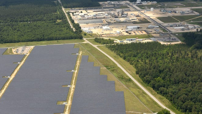 Fayetteville Works is a sprawling, 2,150-acre manufacturing site along the Cape Fear River about 100 miles upstream from Wilmington. Three companies have operations there -- Chemours, DuPont and Kuraray America.