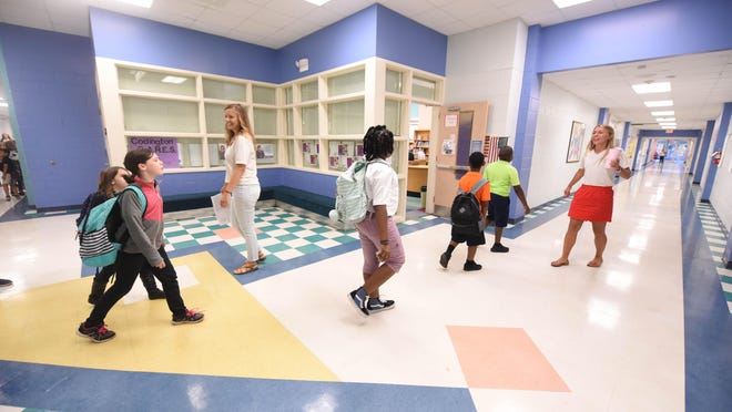 Students will see a much different first day of school this year due to COVID-19 restrictions. Each school throughout New Hanover County will host either a drive-thru or virtual open house with more information.