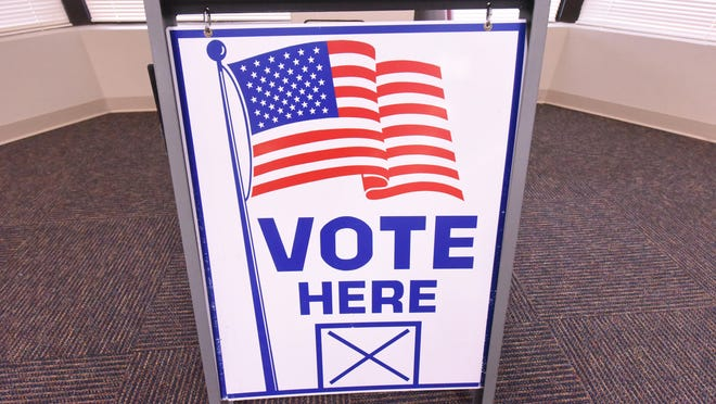 Polling places in Connecticut will be open until 8 p.m. today for primary voting.