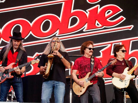 Steely Dan and the Doobie Brothers perform June 2 at the Grand Sierra Resort.