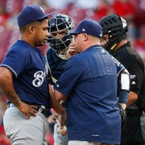 Get To Know Q&A: Pitching coach Derek Johnson an anonymous but integral part of Brewers