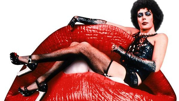 """The Englert Theatre will screen the cult classic """"Rocky Horror Picture Show"""" beginning at 11:50 p.m. Friday."""