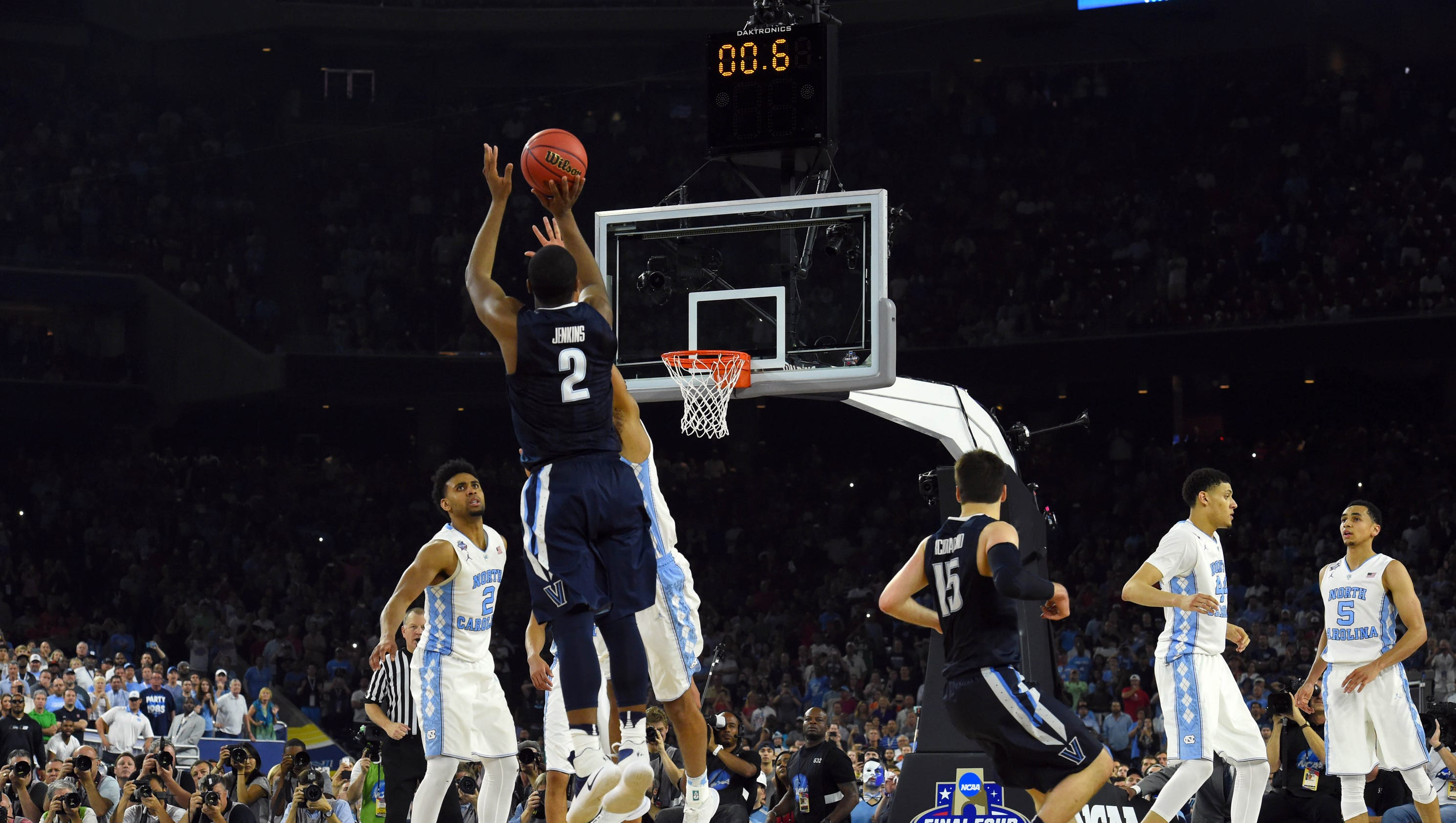 It Is All About Basketball History Of Game: Memorable NCAA Tournament Buzzer-beaters
