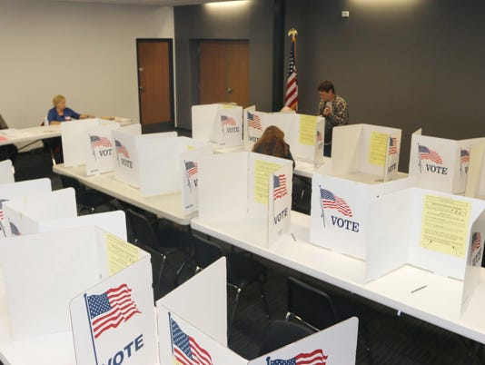 Election Day in the Ozarks