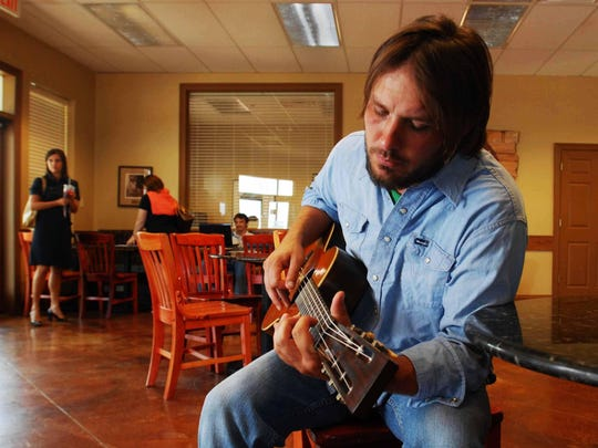 Drew Landry is among the local musicians playing Thursday for Merle Haggard Hoot Night.