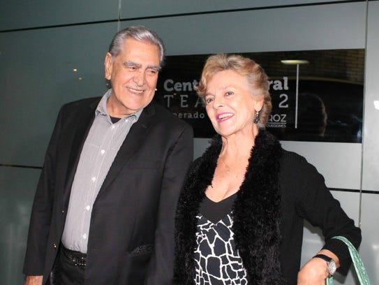 Eric del Castillo y esposa Kate Trillo felices de haber