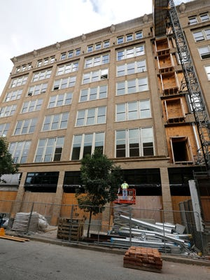 The Hotel Covington is a $20 million project set to open Sept. 27 on Madison Avenue.