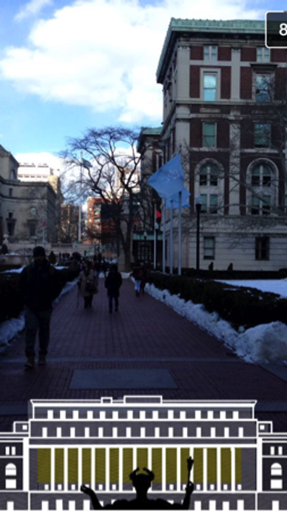 Snapchat geofilters: The Ivy League edition