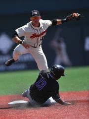 Andy Armstrong from West Salem High could play third base, shortstop or second base for the Beavers.