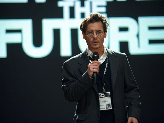 Latest Trailers: 'Transcendence'