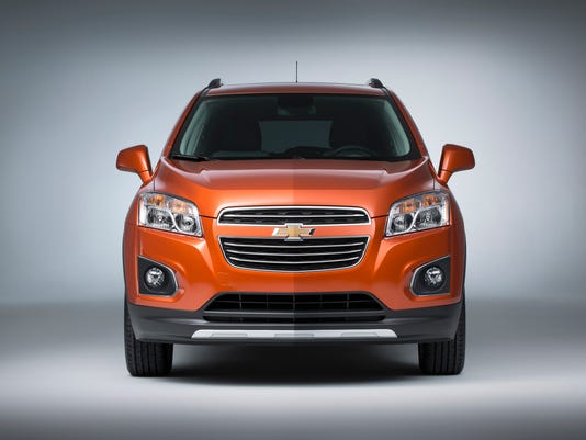 Chevy Trax Small Suv Finally Heads For Us