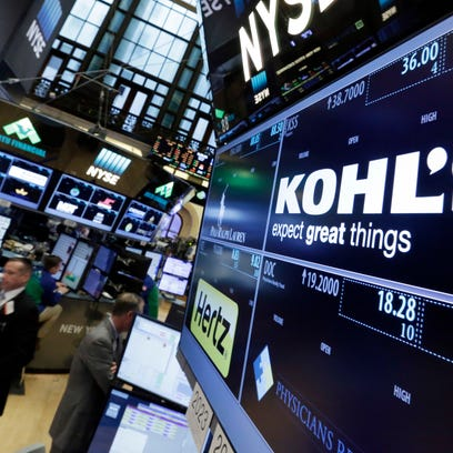 Kohl's paring costs as sales decline