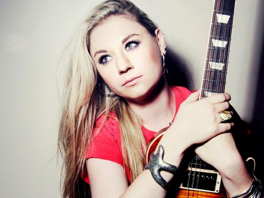 Joanne Shaw Taylor plays Daryl's House in Pawling May 22.