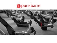 1 month of Pure Barre classes for $85