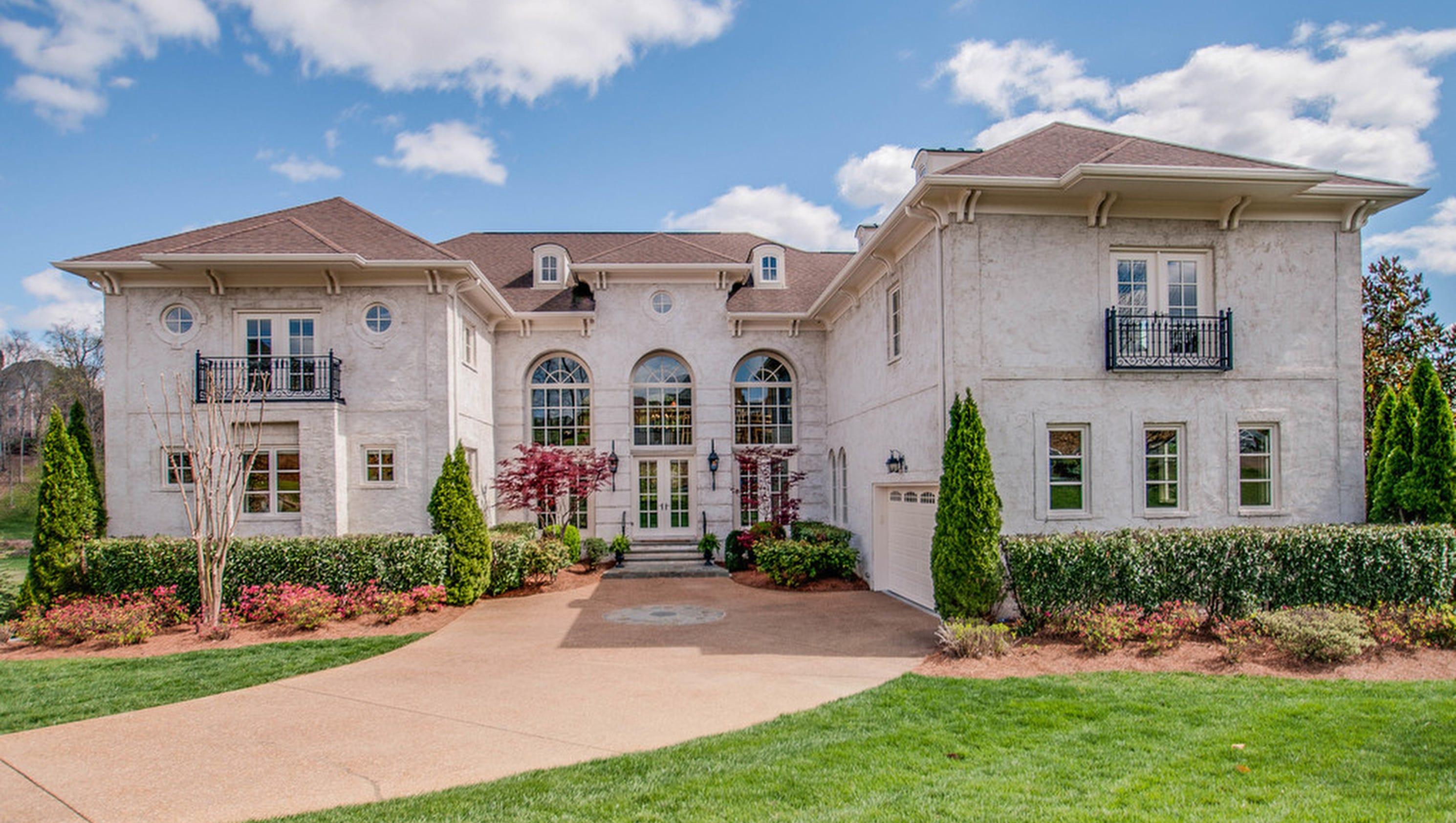 Nashville million dollar homes 3 oxmoor court for 10 million dollar homes
