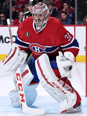 Carey Price had 44 regular-season wins for Montreal.