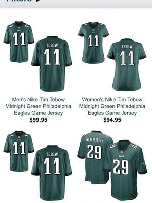 Tebow jerseys for sale!