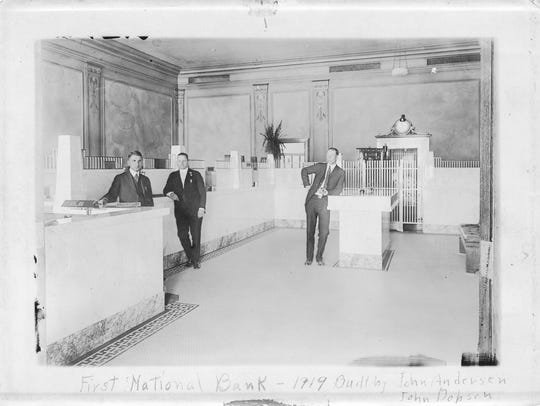 First National Bank (1919)