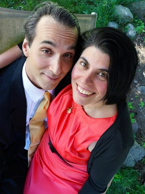 Philip and Anastasia Broikos developed Ouzon, now available at several locations in Monroe County.