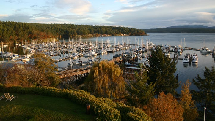 Friday Harbor, San Juan Island, Wash.: A Pacific Northwest hub for outdoor adventure, the walkable