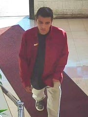 Police are asking for the public's help to identify