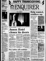 Battle Creek Enquirer, Nov. 27, 1997