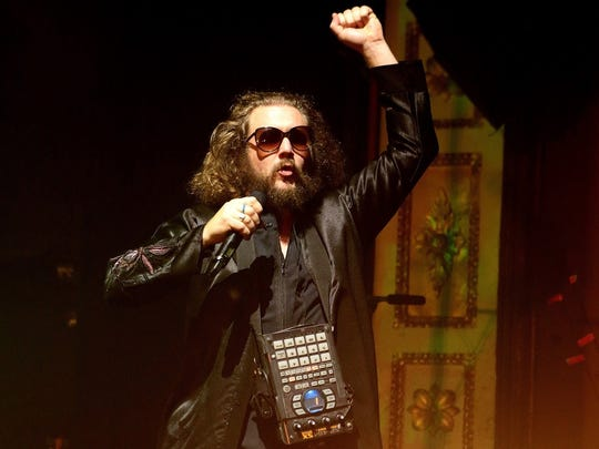 Jim James will perform with My Morning Jacket on May 26 at the Farm Bureau Insurance Lawn at White River State Park.