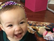 9-month-old Aria Nunez of Sicklerville, N.J., loves
