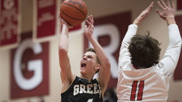 Sam Gravley, left, and the Greer Yellow Jackets will host the CTS Xpress Christmas Classic from Thursday through Saturday.