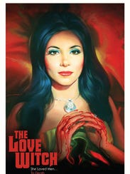 """The retro poster for """"The Love Witch."""""""