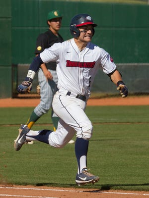 Dixie State jumped five spots to land at No. 13 this week as the Trailblazers begin a 12-game Pacific West Conference road swing to close out the 2017 regular season. DSU will take on Hawaii Pacific in a doubleheader on Friday.