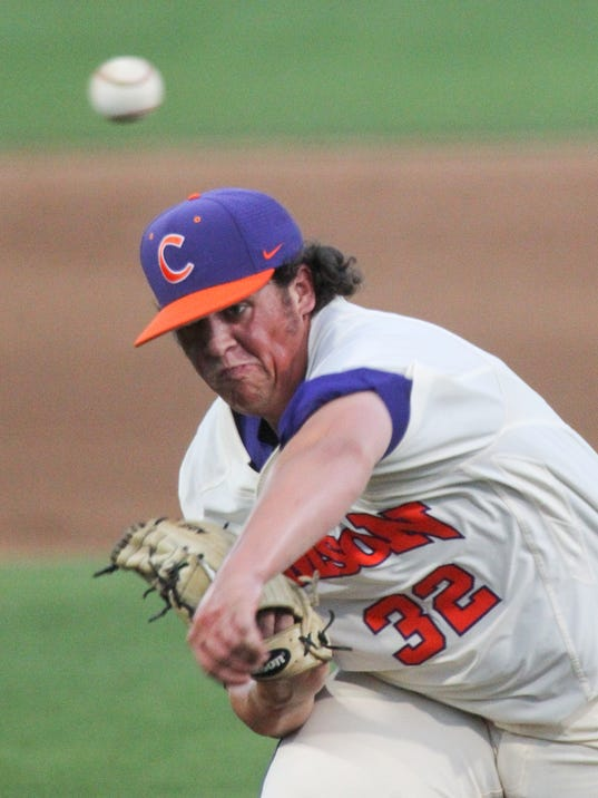 Clemson CCU baseball