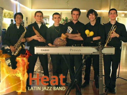 Heat Latin Jazz Band