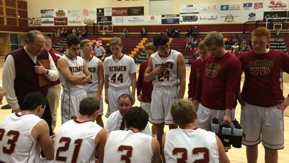 Cedar hired Russ Beck as its new boys basketball coach.