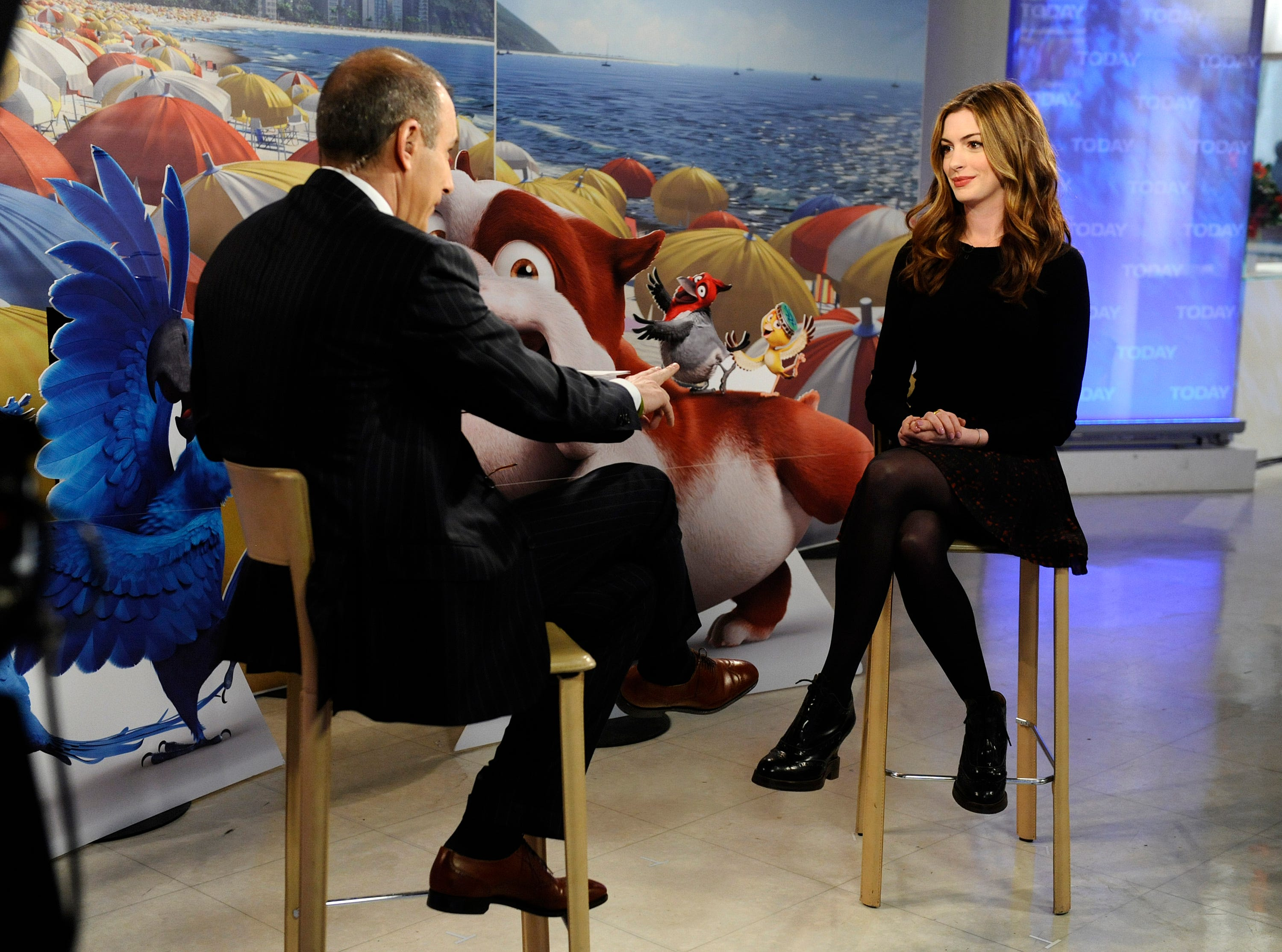 Today Show Interview 40 Days Of Hookup